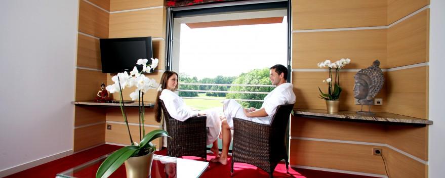 Beispielbild Werbung: Asia Resort Linsberg